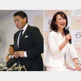 家でも頑迷の貴乃花(右)、景子夫人はもうついていけない…/(C)日刊ゲンダイ