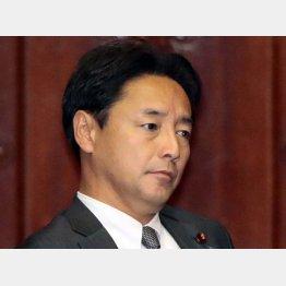 27日、衆院本会議での後藤田正純衆院議員(C)日刊ゲンダイ
