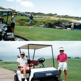 大宅映子さん<4>ゴルフへの未練を残して逝った二人の親友