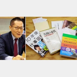 ニッセンケン理事長の駒田展大さん(C)日刊ゲンダイ