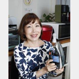 家電+ライフスタイルプロデューサーの神原サリーさん(C)日刊ゲンダイ