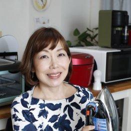 """神原サリーさん<1>出産後に進研ゼミ""""赤ペン先生""""と出会う"""