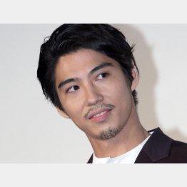 妻・榮倉奈々はアゲマン?(C)日刊ゲンダイ