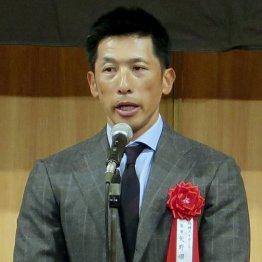 掛布氏と岡田氏は会話せず…阪神OB会に漂った微妙な空気