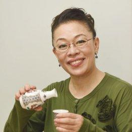 芋焼酎がトラウマに…女優・柴田理恵さんの酒エピソード
