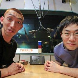タイ(写真右)と佐伯元輝