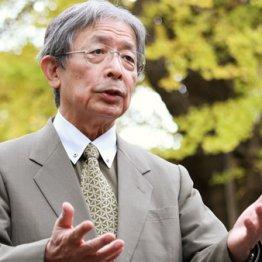 新潟県立大学教授の袴田茂樹氏
