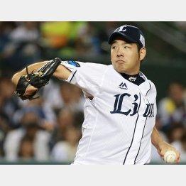 菊池雄星(C)日刊ゲンダイ