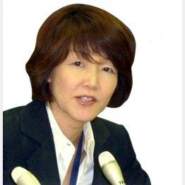 横浜市の副市長だった野田由美子氏(C)共同通信社
