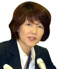 横浜市の副市長だった野田由美子氏