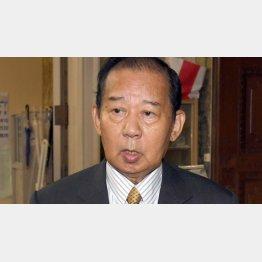 自派閥のポンコツ大臣に心労募り…(二階自民党幹事長)/(C)日刊ゲンダイ