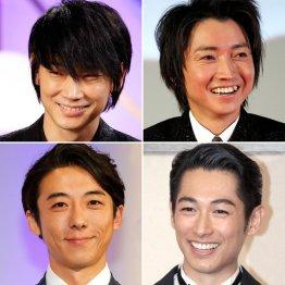 綾野剛は四天王の頂点 日本俳優「中国映画」本格進出の裏