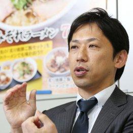 麺食(喜多方ラーメン坂内)の中原誠社長