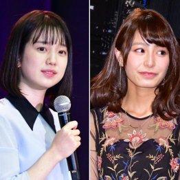 好きな女子アナに異変…弘中綾香&宇垣美里が好かれるワケ