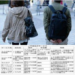 ジパングなら30%割引(C)日刊ゲンダイ