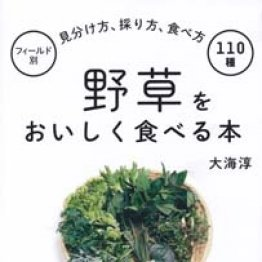 「野草をおいしく食べる本」大海淳著