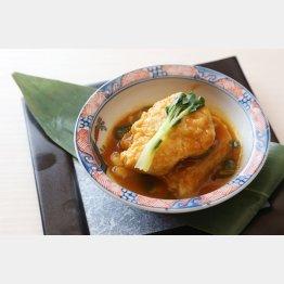カジキマグロのカレー煮(C)日刊ゲンダイ