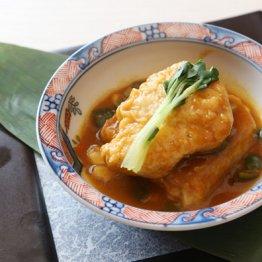 【カジキマグロのカレー煮】風味でカジキのうま味が倍増