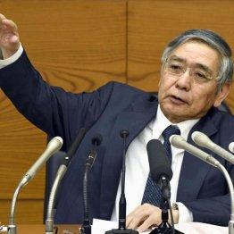 金融緩和は終焉へ(日銀の黒田総裁)