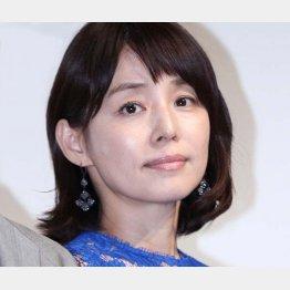 石田ゆり子(C)日刊ゲンダイ