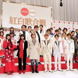 """NHK紅白なのに""""特別枠""""ばかり 平成最後はご都合主義の極み"""