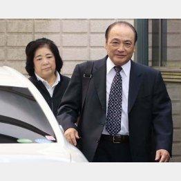 パワハラを告発された塚原夫妻(C)日刊ゲンダイ