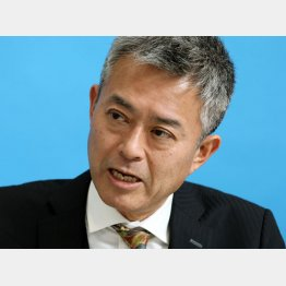 相澤冬樹氏(C)日刊ゲンダイ