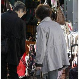 小売店にも高齢者にも配慮ゼロ(C)日刊ゲンダイ