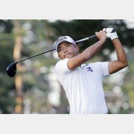 日本選手5人目の米ツアー優勝でシードを手に入れた小平(C)日刊ゲンダイ