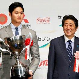 日本プロスポーツ大賞は政治屋のあやかり写真撮影会か?