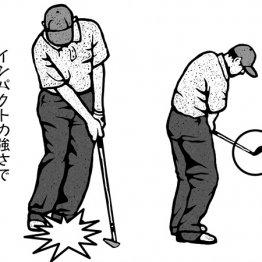 アプローチは落下地点を計算し「ボールをトスする」感覚で