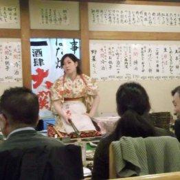 酒肆 大関(三宮)清酒大関を片手に昔ながらの炉端焼きを