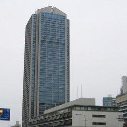 職員が勤務する神戸市役所