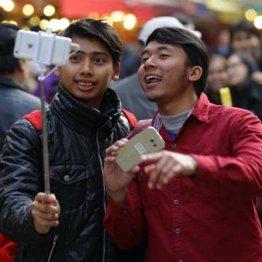 訪日外国人観光客