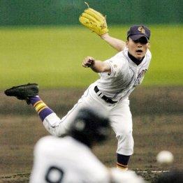 高校時代は投手の丸佳浩を野手で指名したスカウトの目利き