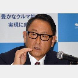 2025年をメドに改革を進める(豊田章男社長)/(C)日刊ゲンダイ