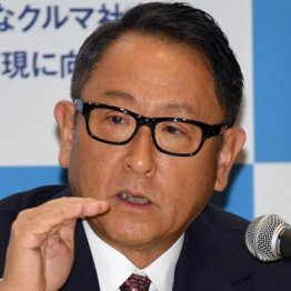 2025年をメドに改革を進める(豊田章男社長)