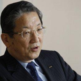 6月の株主総会で退任する志賀俊之氏