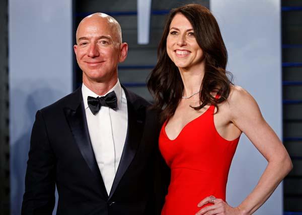 アマゾンCEOベゾス氏が離婚へ 注目は15兆円の財産分与か|日刊ゲンダイ ...