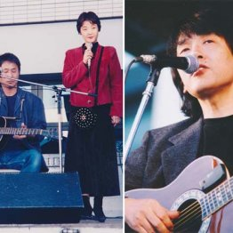 黒田福美さん 今は亡き韓国フォーク界の巨匠が遺した一枚