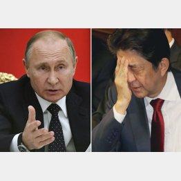 プーチン政権はカンカン(C)ロイター