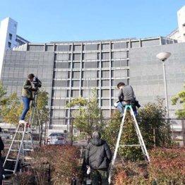ゴーン容疑者が勾留されている東京拘置所