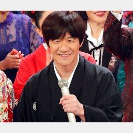 NHK紅白歌合戦の総合司会を務めた内村光良(C)日刊ゲンダイ