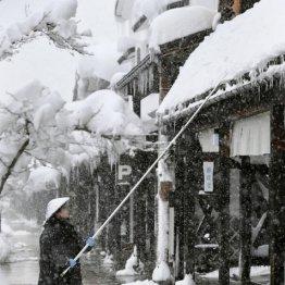 魚沼市は豪雪地帯としても有名
