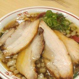 チャーシューメン850円
