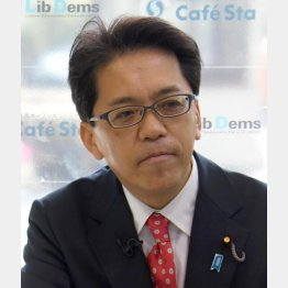 自民党の宮崎政久衆院議員(C)日刊ゲンダイ