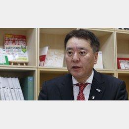 「年金博士」で活躍する社会保険労務士の北村庄吾氏(C)日刊ゲンダイ