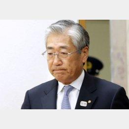 竹田恒和JOC会長(C)日刊ゲンダイ