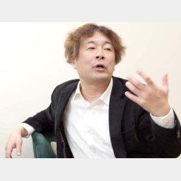 労働社会学者、働き方評論家の常見陽平さん(C)日刊ゲンダイ