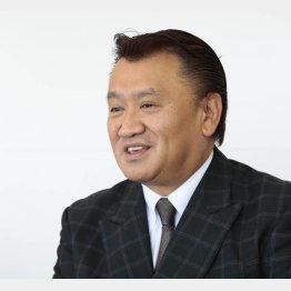 SFPホールディングスの佐藤誠社長(C)日刊ゲンダイ